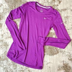 Nike Dri-Fit Running Longsleeve